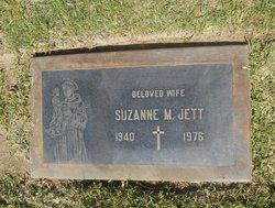 Suzanne Marie <I>Parmenter</I> Jett