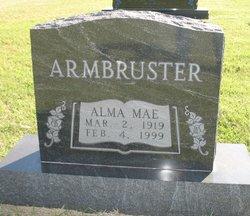 Alma Mae Armbruster