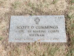 Scott D Cummings