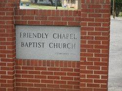 Friendly Chapel Baptist Cemetery