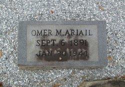 Omer Manson Ariail