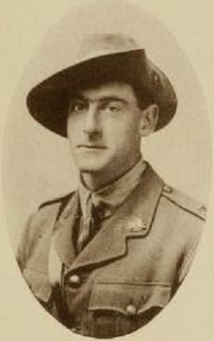 Lieutenant Henry Quentin Ridley