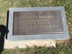 Karlos Anderson Rhoades