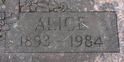 Alice Margaret <I>Mommsen</I> Dahlgren