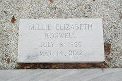 Millie Elizabeth Boswell