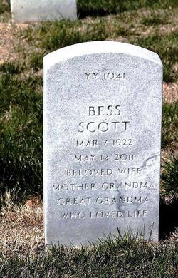 Bess <I>Licare</I> Scott
