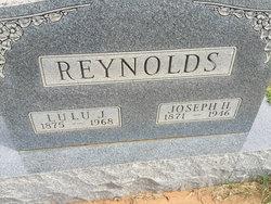 Joseph H Reynolds