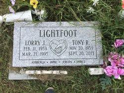Lorry <I>Applegate</I> Lightfoot
