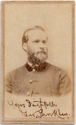 Maj George R. Shorkley