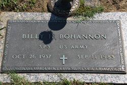 Billy Harold Bohannon