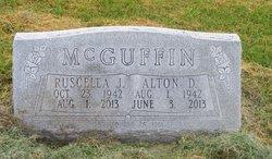 """Alton """"A.D."""" McGuffin"""