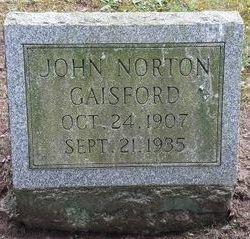 John Norton Gaisford