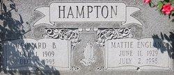 Leonard Hampton