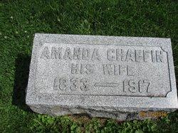 Amanda Alice <I>Chaffin</I> Albertson