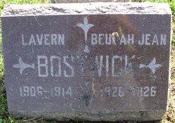 Beulah Jean Bostwick