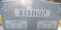 Altha Estell <I>Nuttall</I> Bishop
