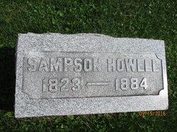 """Sampson Howell """"Howell"""" Albertson"""