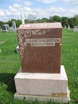 Elizabeth Albertson