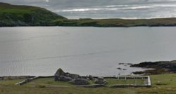 Ballynacallagh Graveyard (Dursey Island)