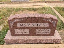 Prescott P McMahan