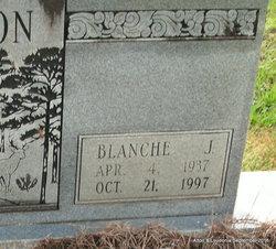 Blanche <I>Johnson</I> Johnson