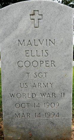 Malvin Ellis Cooper