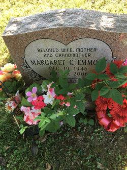 Margaret Catherine <I>Hinton</I> Emmons