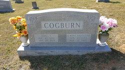 Bertha <I>Valentine</I> Cogburn