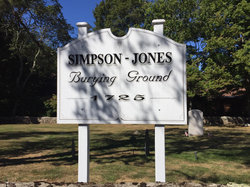 Simpson-Jones Burying Ground