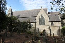 New Pitsligo Episcopal Churchyard