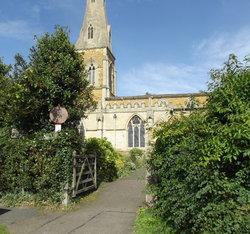Saint Lukes Churchyard
