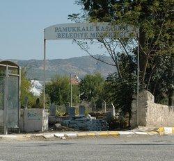 Pamukkale Kasabası Belediye Mezarlığ