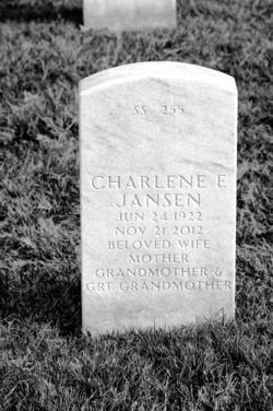 Charlene E <I>Merritt</I> Jansen