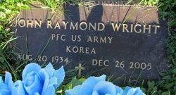 John Raymond Wright, Sr