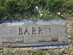 Janette Lee <I>Kuehl</I> Barr