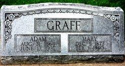 """George Adam """"Adam"""" Graff"""