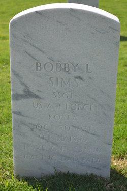 Bobby L Sims