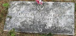 Corp Gertis Samuel Holbert, II