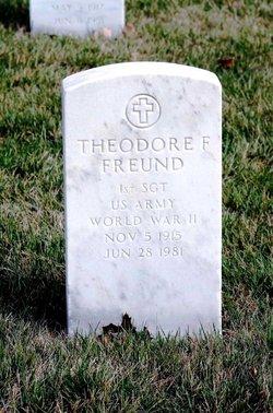 Theodore Fred Freund