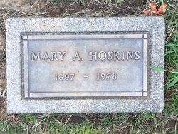 Mary Alice <I>Steele</I> Hoskins