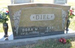 Dora M. <I>Kraft</I> Diel