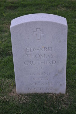 Edward Thomas Cruthird