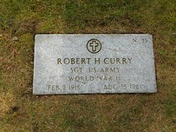 Robert H Curry
