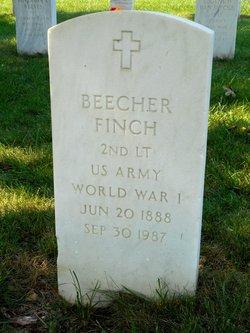 Beecher Finch