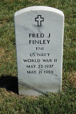 Fred J Finley