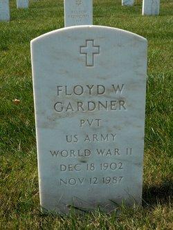Floyd W Gardner
