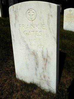 Frank E Gates