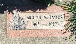 Carolyn Mae Taylor