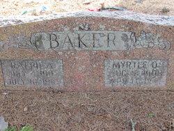 Ralph A. Baker