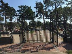 Cmentarz Parafialny w Lyse